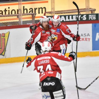 20161025 Vaasa, FINLAND. Sport - HIFK. Photo: Samppa Toivonen