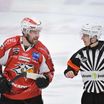 20170105 Vaasa, FINLAND. Sport - SaiPa. Photo: Samppa Toivonen